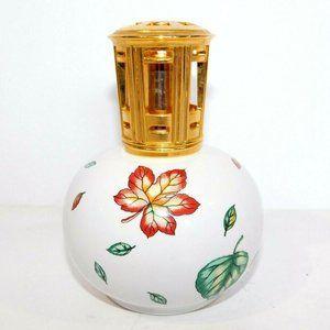 VTG Lampe Berger Revol Leaves Maple Leaf Lamp